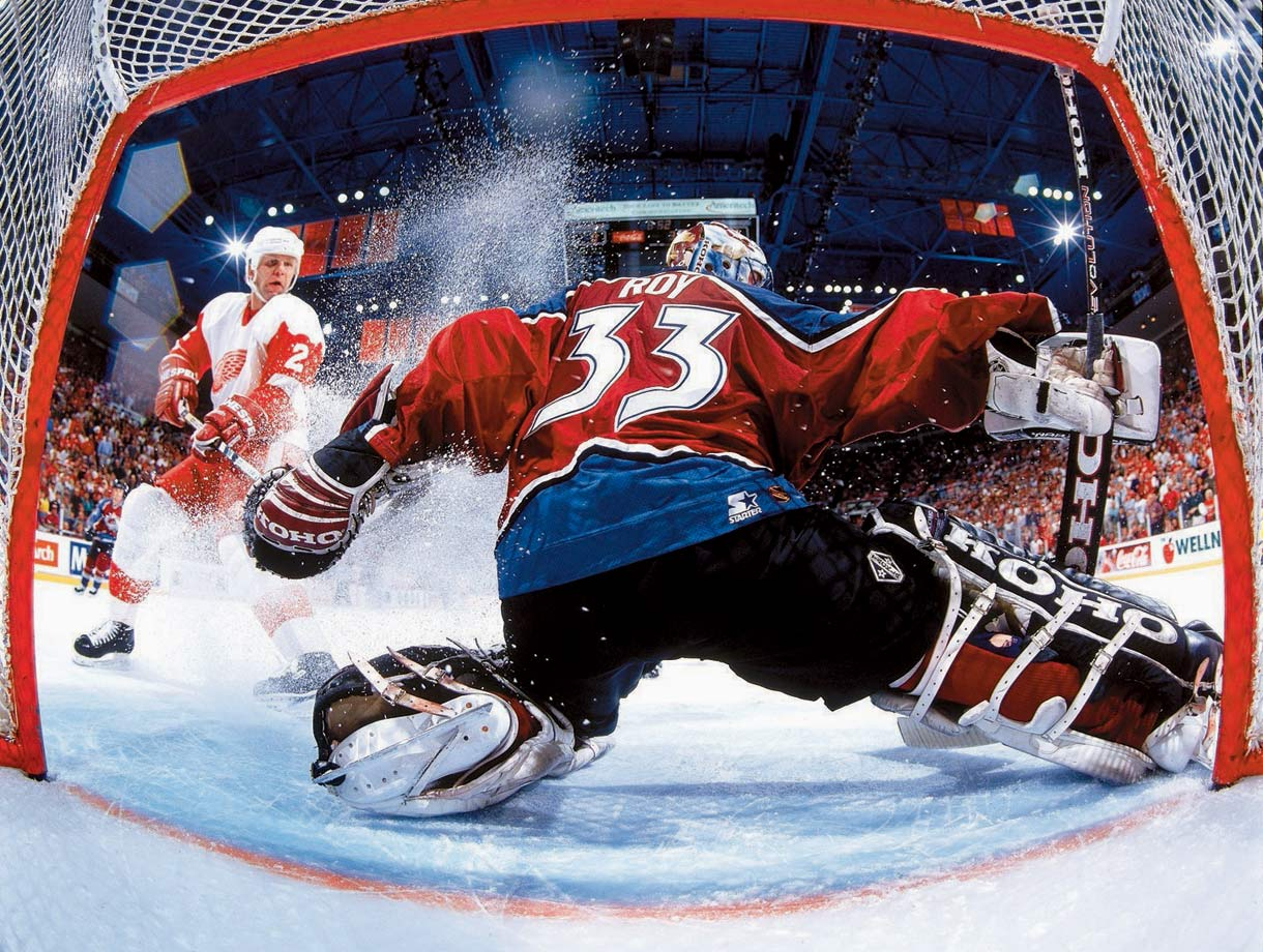 May 26, 1997 — Western Conference Final, Game 6 (Avalanche vs. Red Wings)