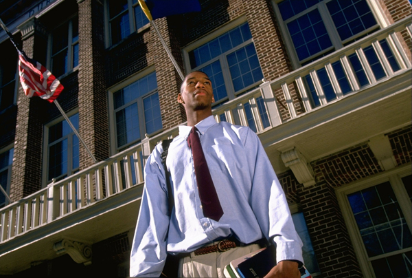 Tracy McGrady, Mt. Zion Christian Academy (1997) :: Jim Gund/SI