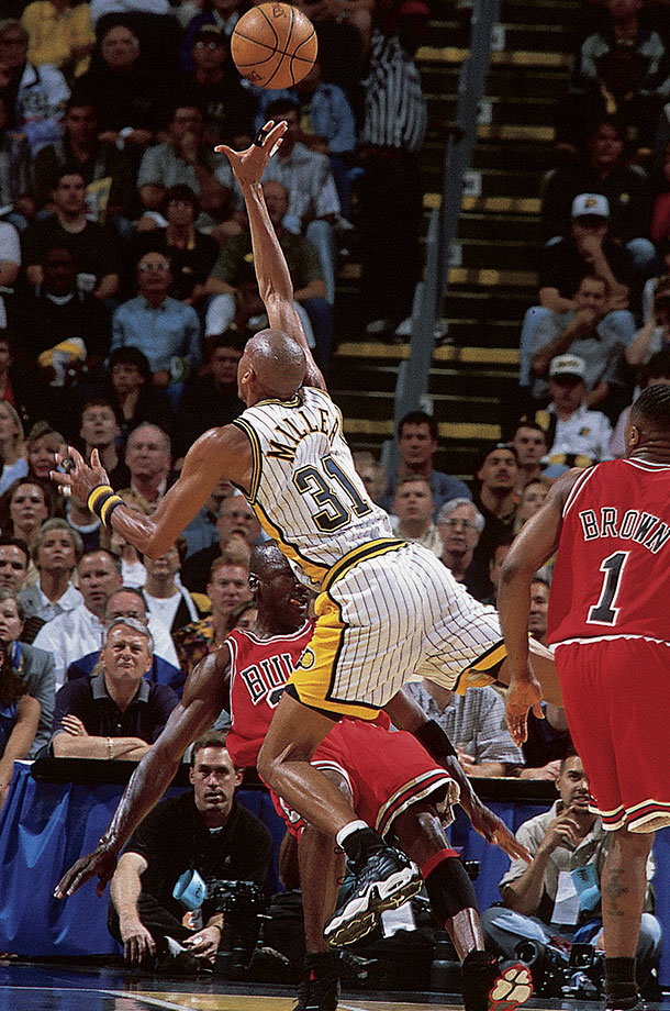 1998 Eastern Conference Finals, Game 3