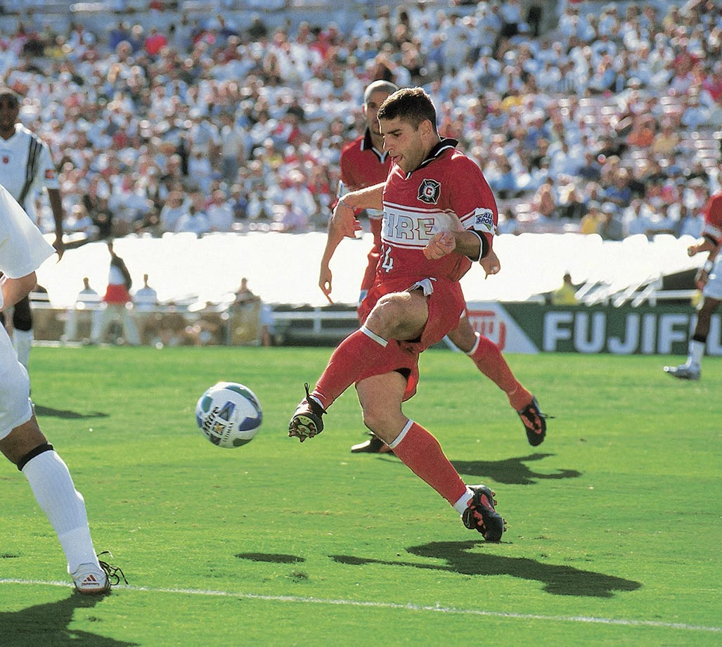 1998 — Chicago Fire (beat D.C. United 2-0)