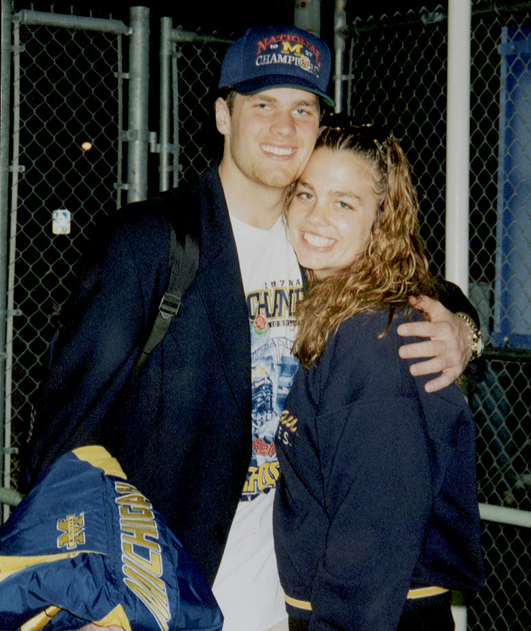 Rare Photos of Tom Brady | SI com