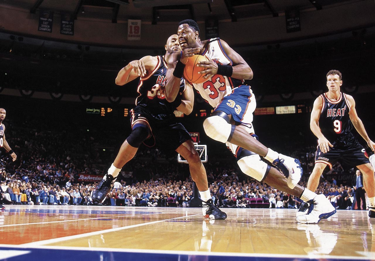 Geor own is taking a big in hiring Patrick Ewing
