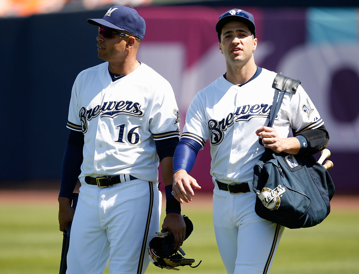 Highest salaries: Aramis Ramirez ($14,000,000), Ryan Braun ($13,000,000), Matt Garza ($12,500,000)
