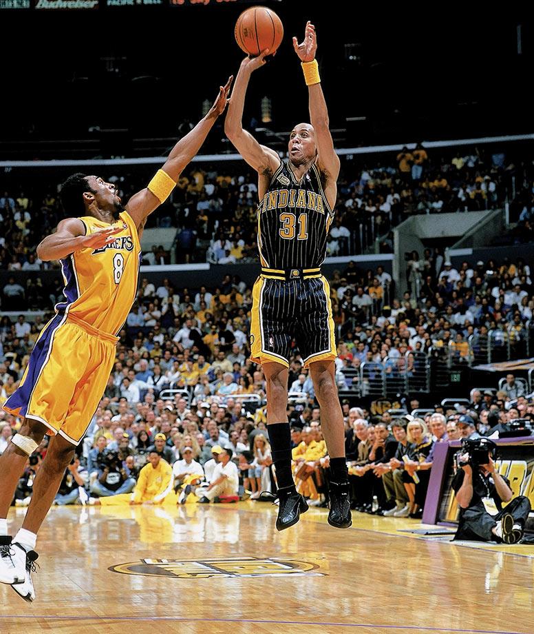 2000 NBA Finals, Game 1
