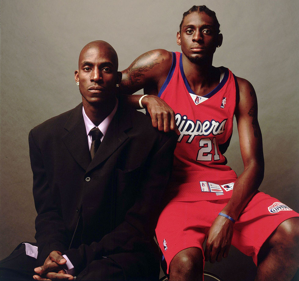 High school star Darius Miles skipped college for the NBA and immediately drew comparisons to Kevin Garnett for their style of play. Those comparisons proved to be incorrect as Miles played nine injury-plagued seasons and is now out of the league.