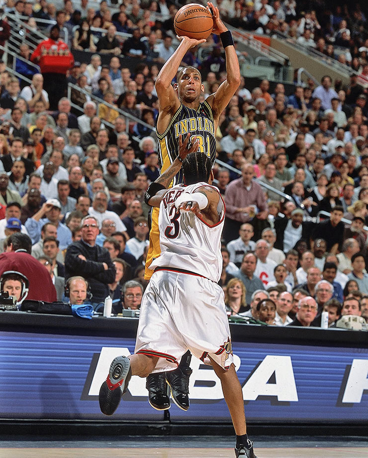 2001 Eastern Conference First Round, Game 2