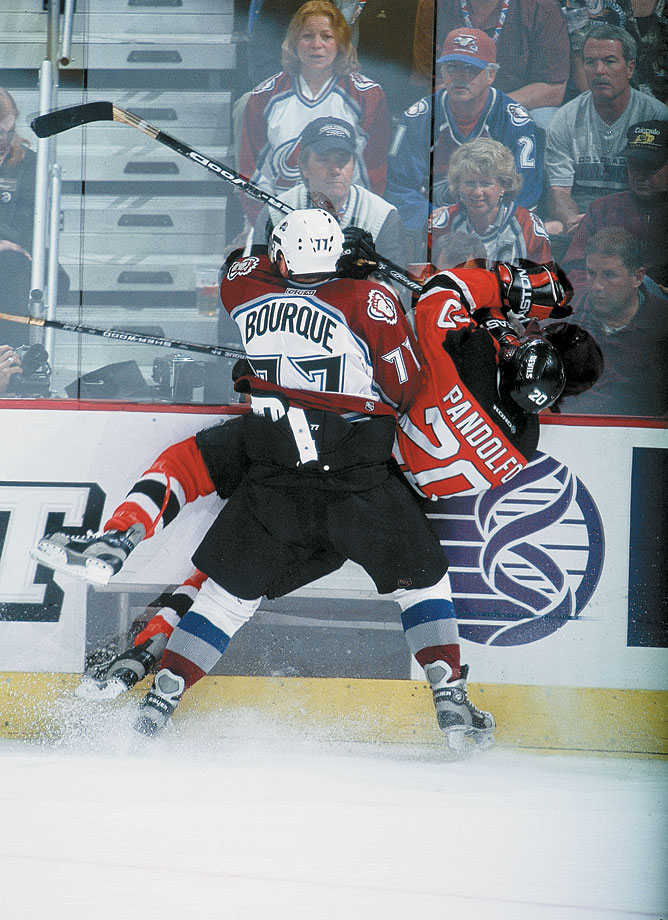 June 9, 2001 — Colorado Avalanche vs. New Jersey Devils, Stanley Cuy Finals, Game 7