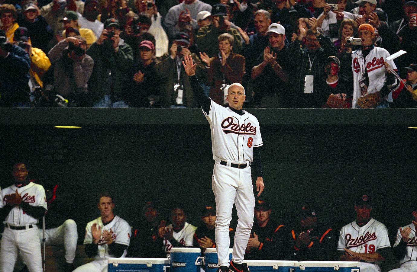 Oct. 6, 2001 (final game)