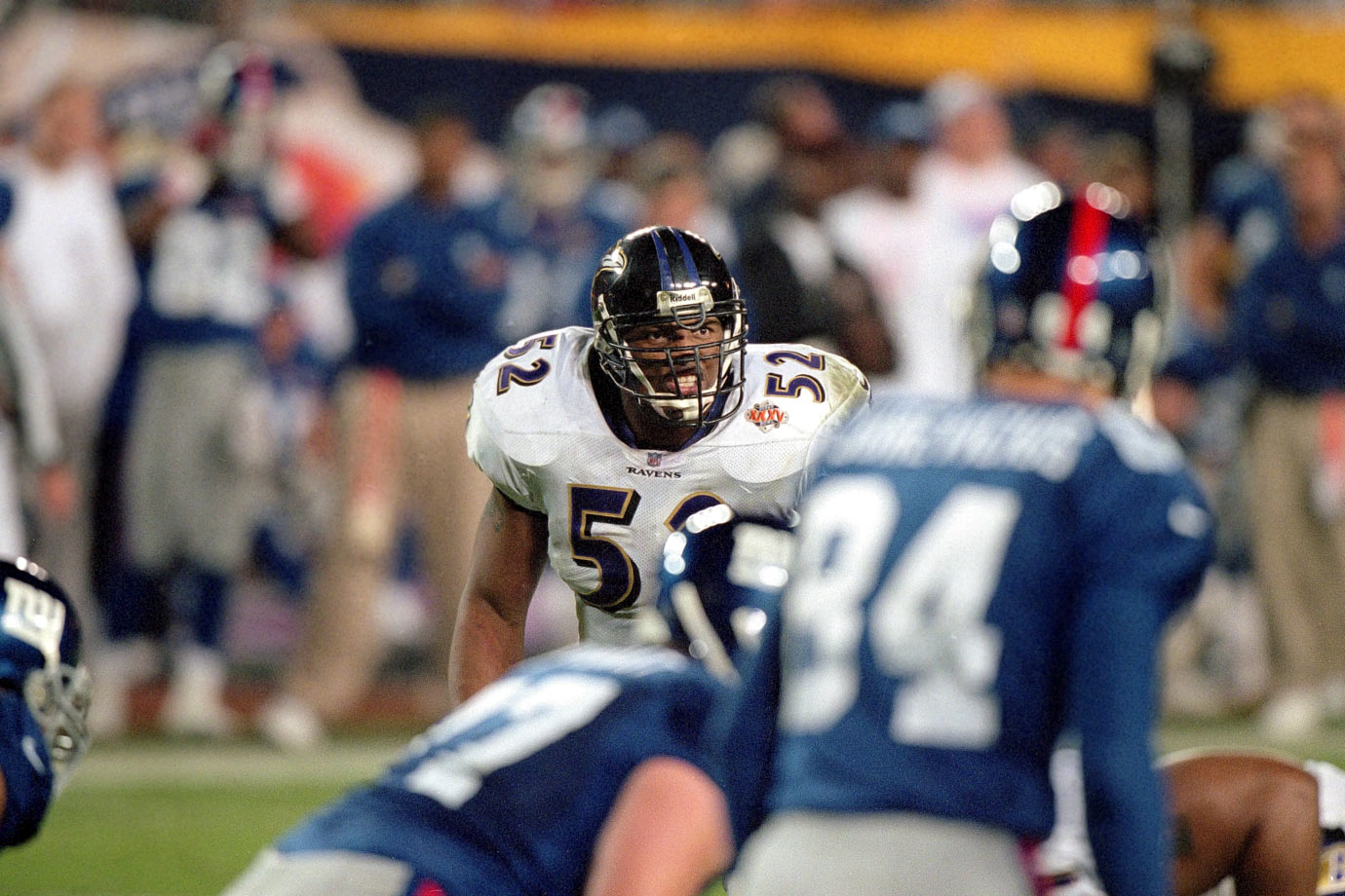 Jan. 28, 2001 — Super Bowl XXXV