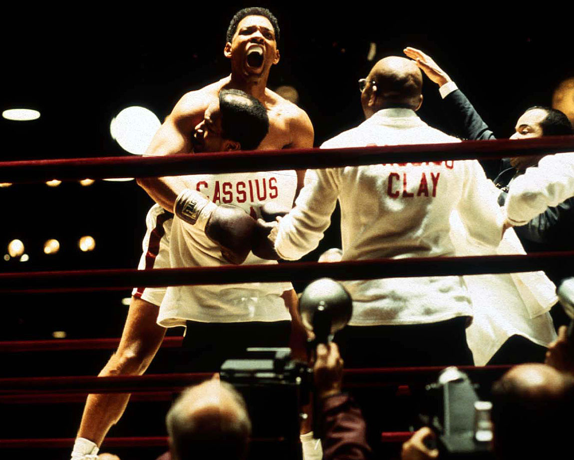 After ''The Legend of Bagger Vance,'' Will Smith took on the challenging role of portraying Muhammad Ali in ''Ali.'' Smith received positive reviews and the movie grossed nearly $88 million.