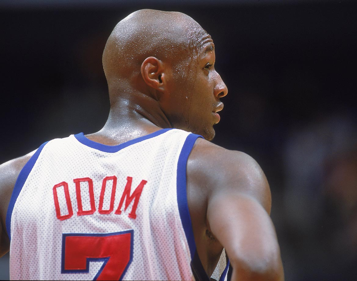 Here are some classic photos of former NBA standout Lamar Odom, the fourth overall pick in the 1999 draft.