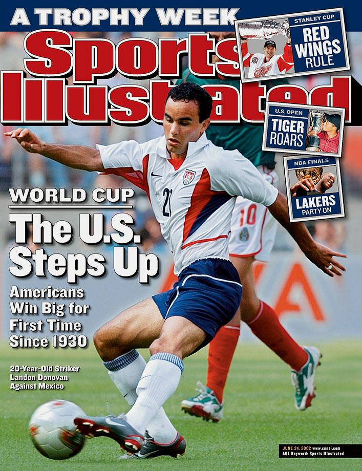 June 17 2002 Usa 2 Mexico 0