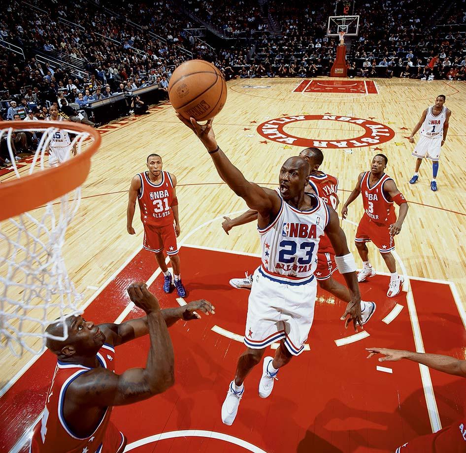 Air Jordan Jeu De Basket-ball
