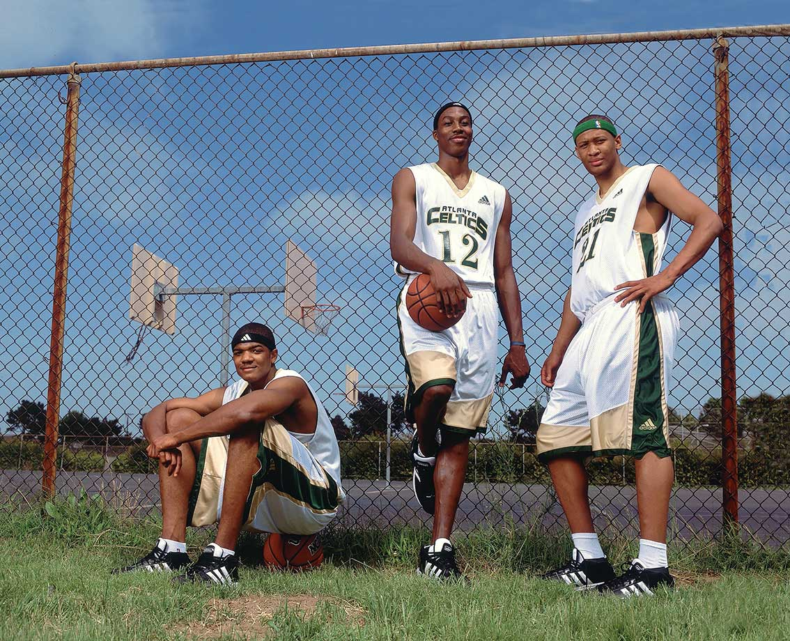 July 27, 2003 — AAU Basketball