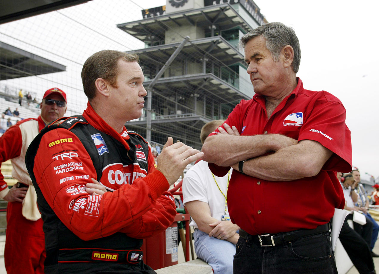 Junior made it halfway to his father's total of four Indianapolis 500 victories.