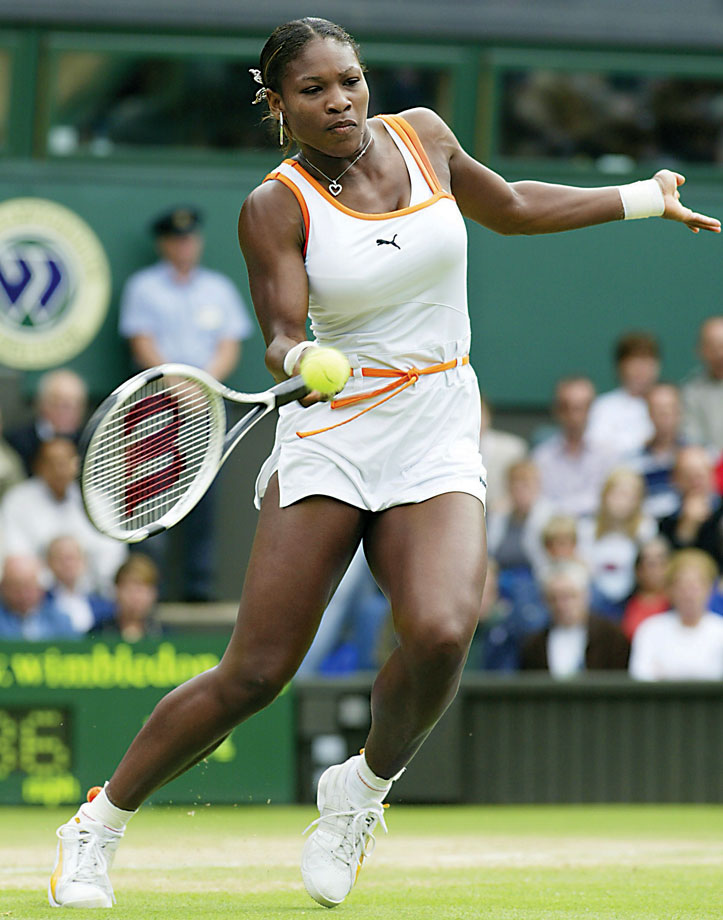 Serena Williams (2003)