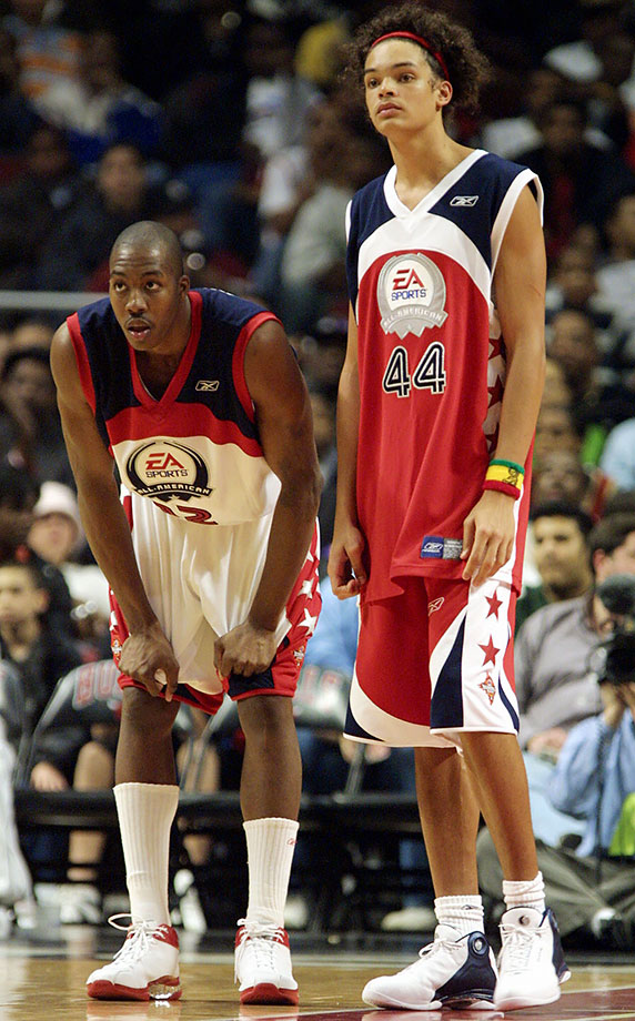 March 24, 2004 — EA Sports Roundball Classic