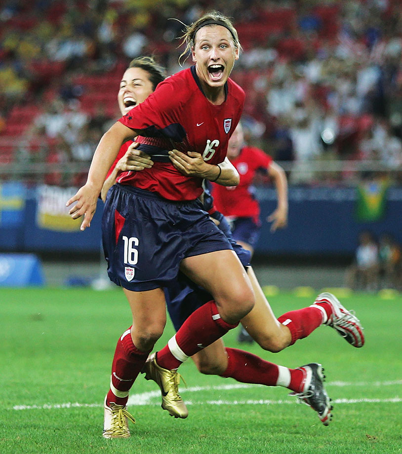 Aug. 26, 2004 — Summer Olympics, USA vs. Brazil