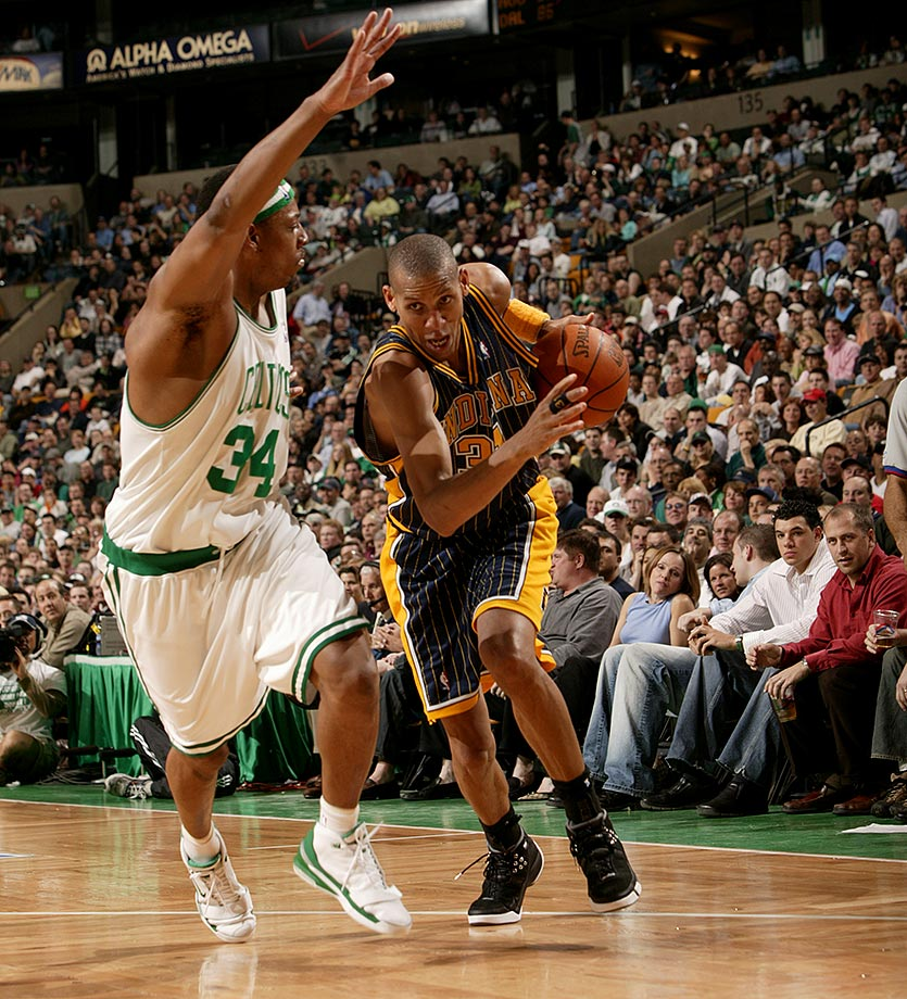 2005 Eastern Conference First Round, Game 1