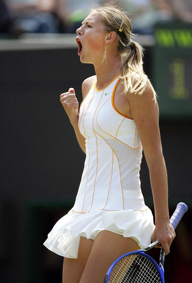 Maria Sharapova (2005)