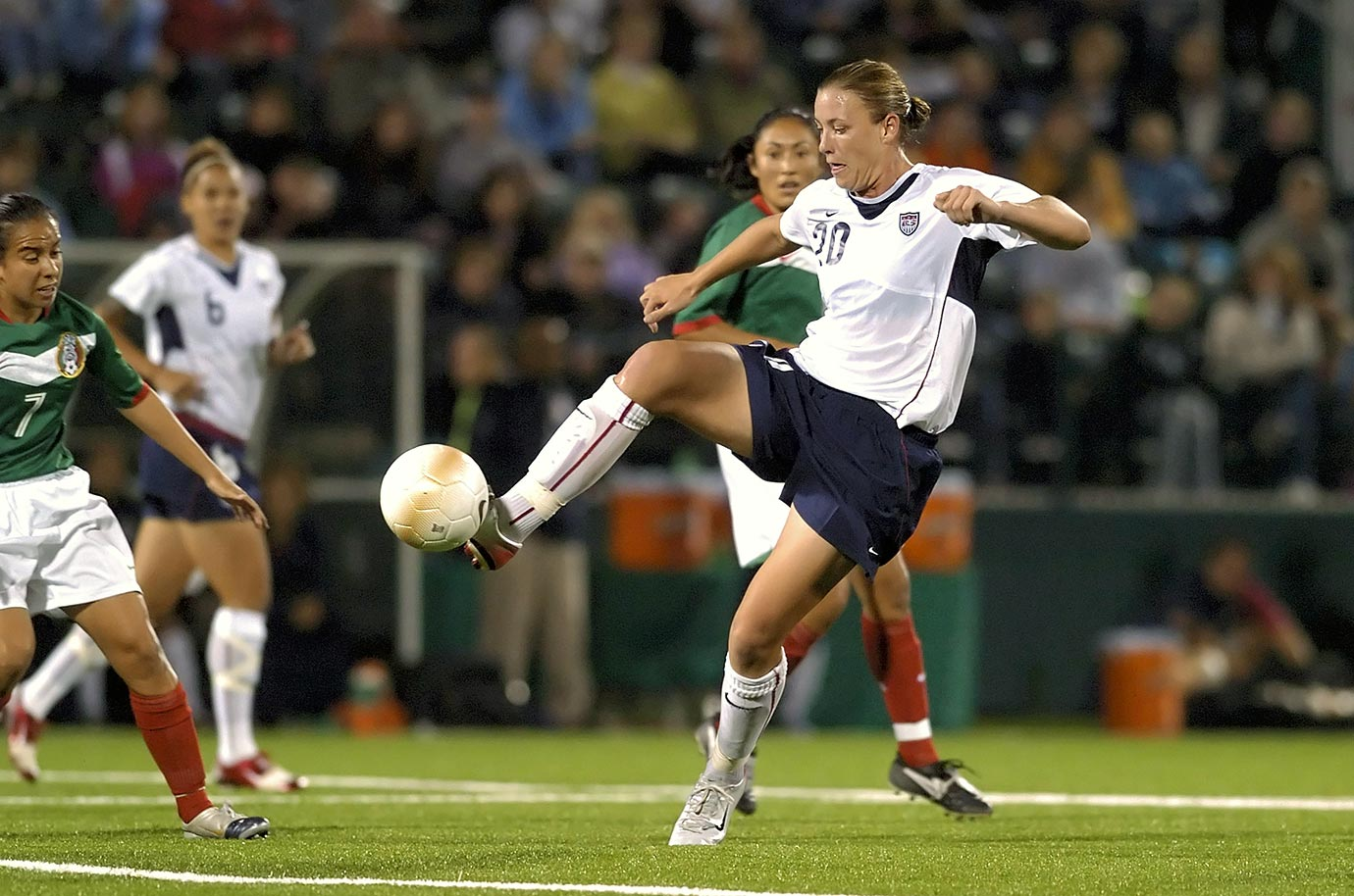 Sept. 13, 2006 — USA vs. Mexico