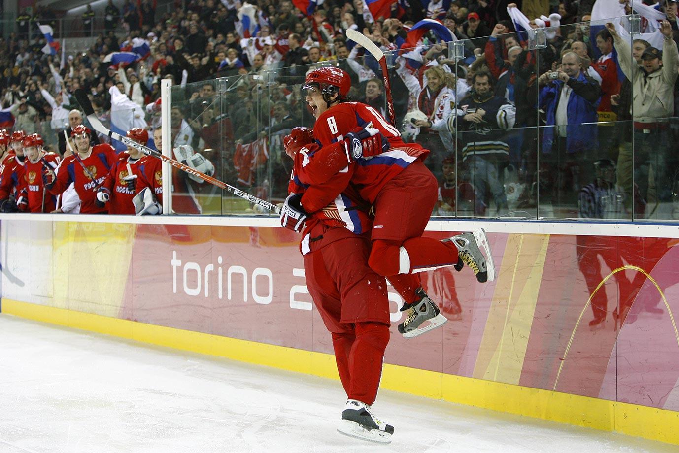 February 16, 2006 — Winter Olympics