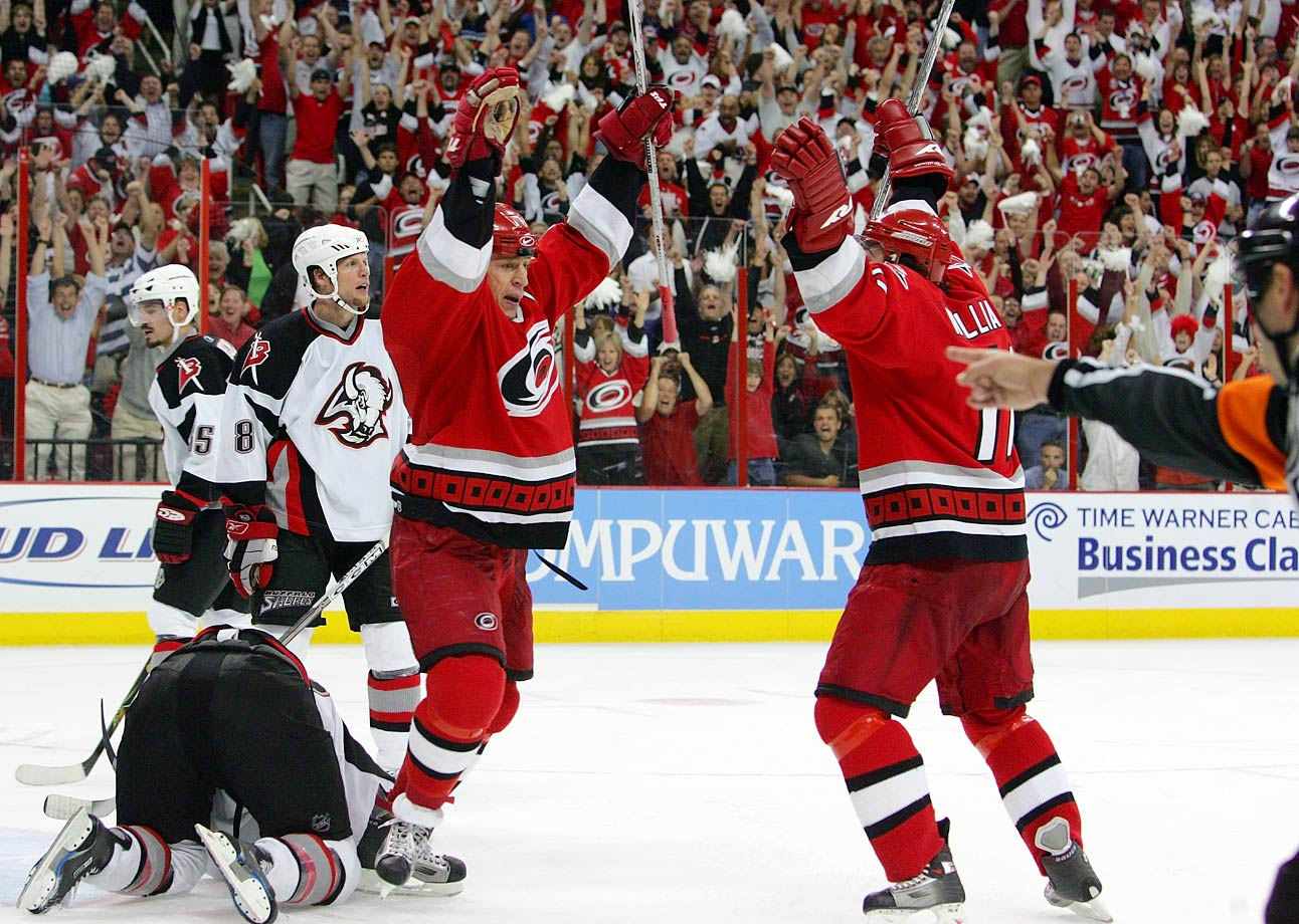 8. Hurricanes vs. Sabres 2006