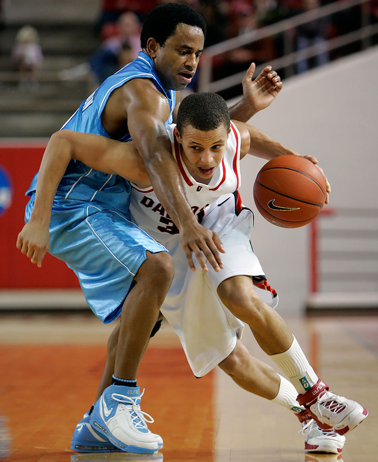 Jan. 16, 2007 — Davidson vs. Citadel