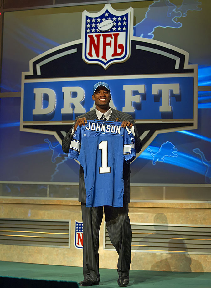 April 28, 2007 — NFL Draft