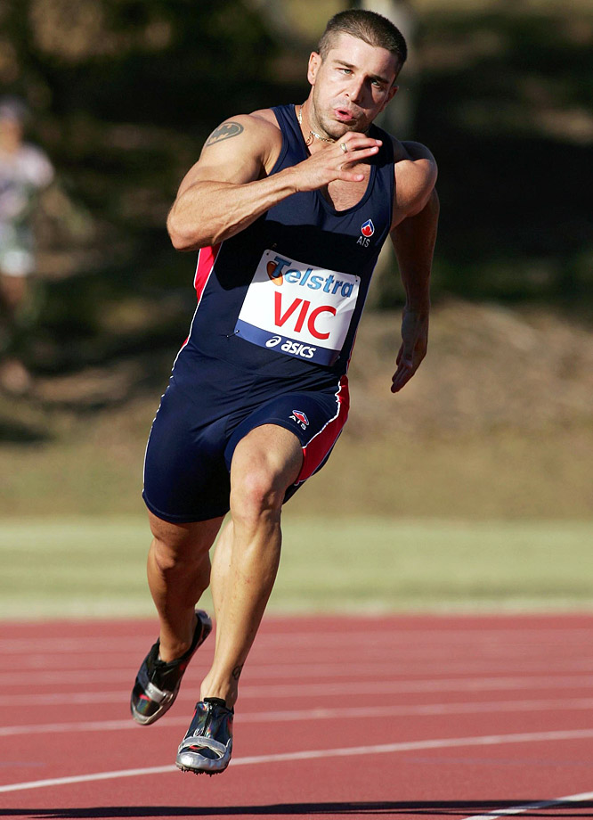 Australian sprinter who competed in the 2000 Summer Olympics.
