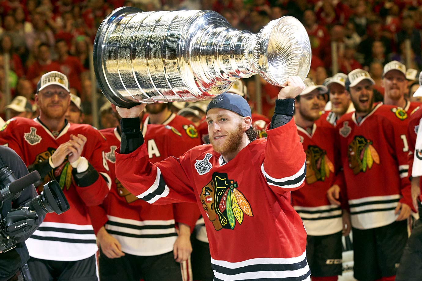 <p>One of the Blackhawks' talented young pillars, along with center Jonathan Toews, Kane won the Calder Trophy as Rookie of the Year in 2007-08. Kane finished the 2009-10 NHL season with a career-high 30 goals and 58 assists, and his 10 goals and 28 points in 22 playoff games were an integral part of the Blackhawks winning their first Stanley Cup in 49 years. In 2013, he won the Conn Smythe Trophy as playoff MVP as the Hawks won the Cup again. Kane won his third Cup in 2014-15. — Notable picks: No 2: James van Riemsdyk, LW, Philadelphia Flyers | No. 7: Jakub Voracek, RW, Columbus Blue Jackets| No. 9: Logan Couture, C, San Jose Sharks | No. 22: Max Pacioretty, LW, Montreal Canadiens | No. 43 P.K. Subban, D, Montreal Canadiens | No. 129: Jamie Benn, LW, Dallas Stars</p>