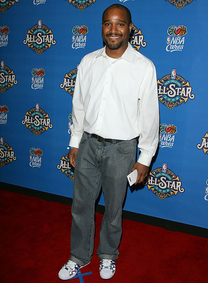 57th NBA All-Star Game — Feb. 17, 2008