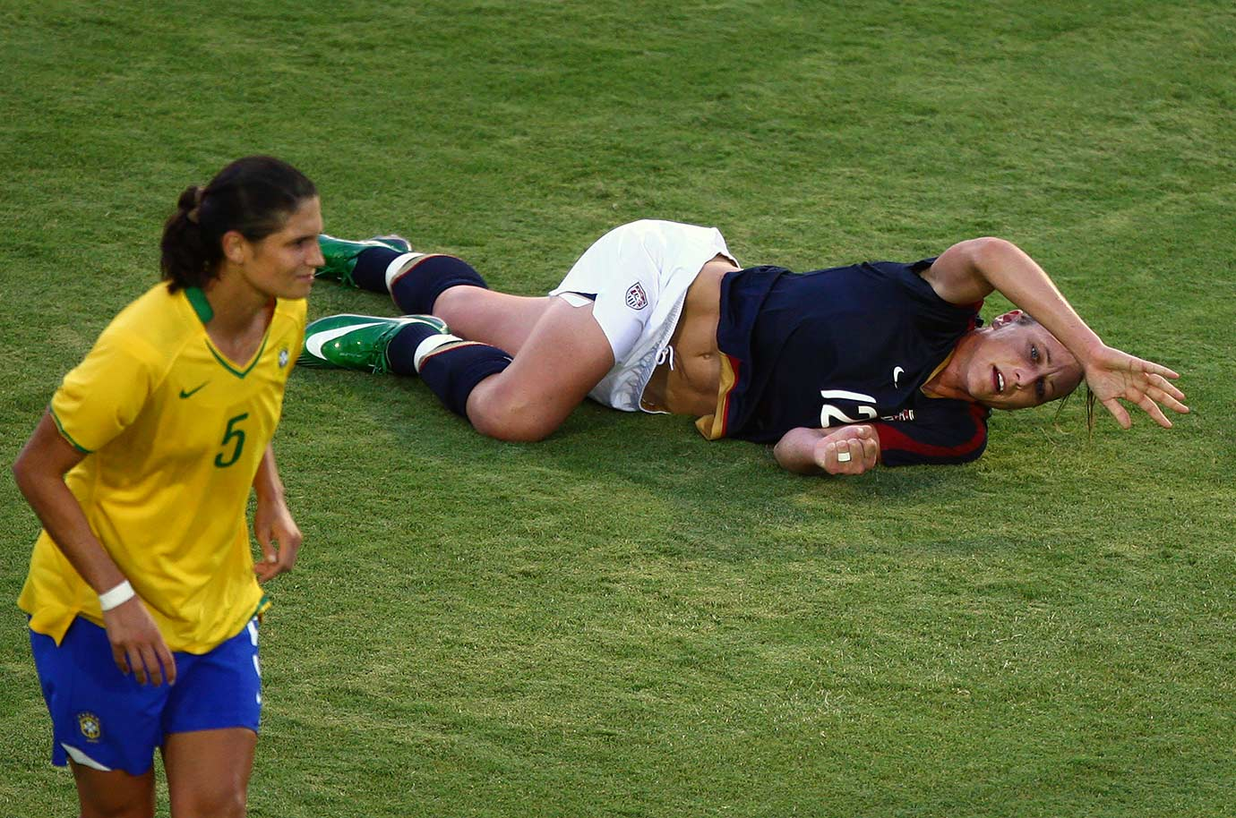 July 16, 2008 — USA vs. Brazil