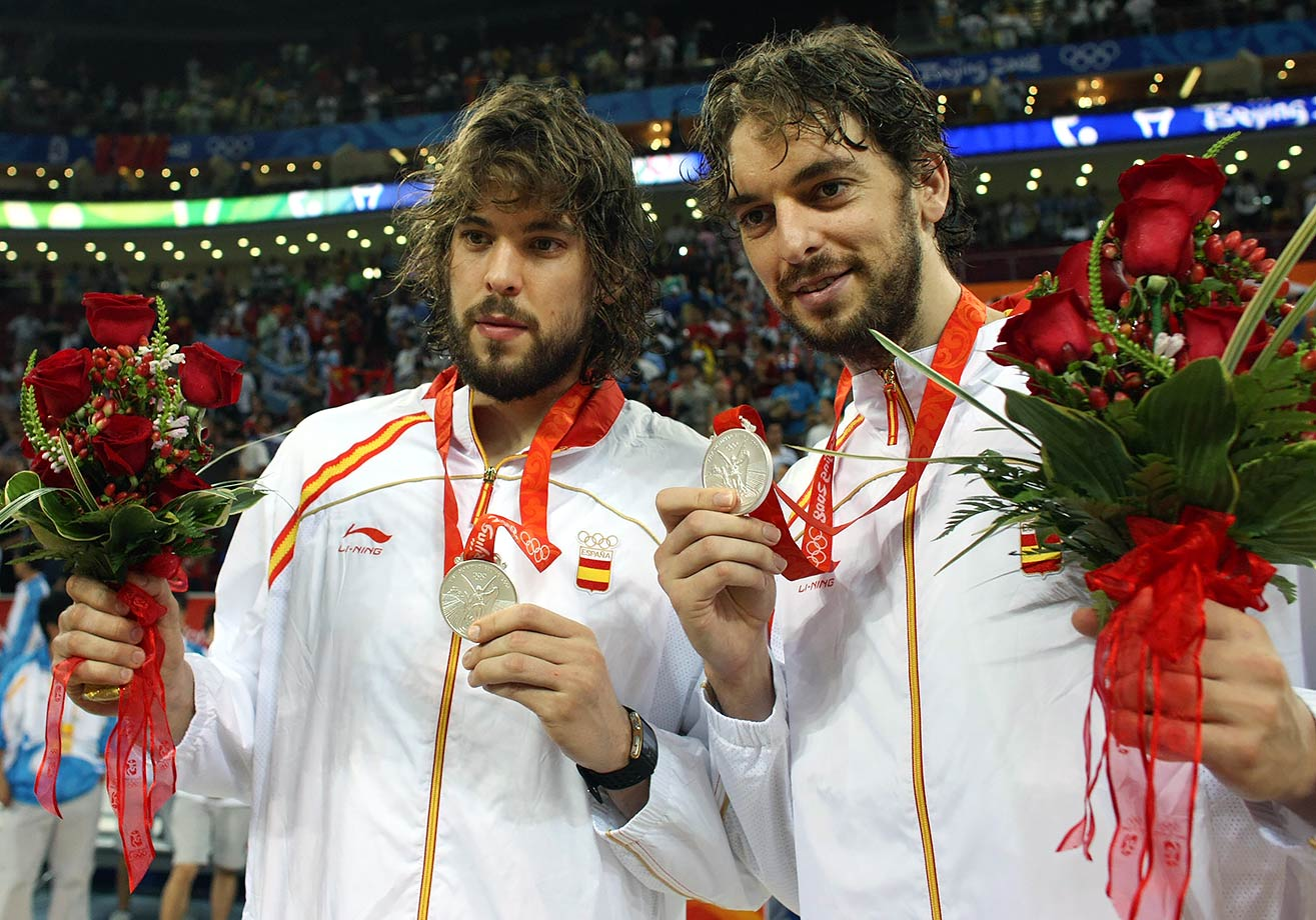 Beijing Summer Olympics — Spain vs. USA