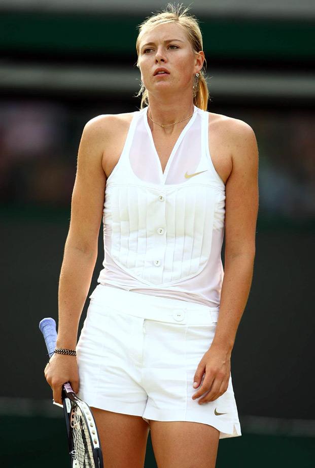 Maria Sharapova (2008)