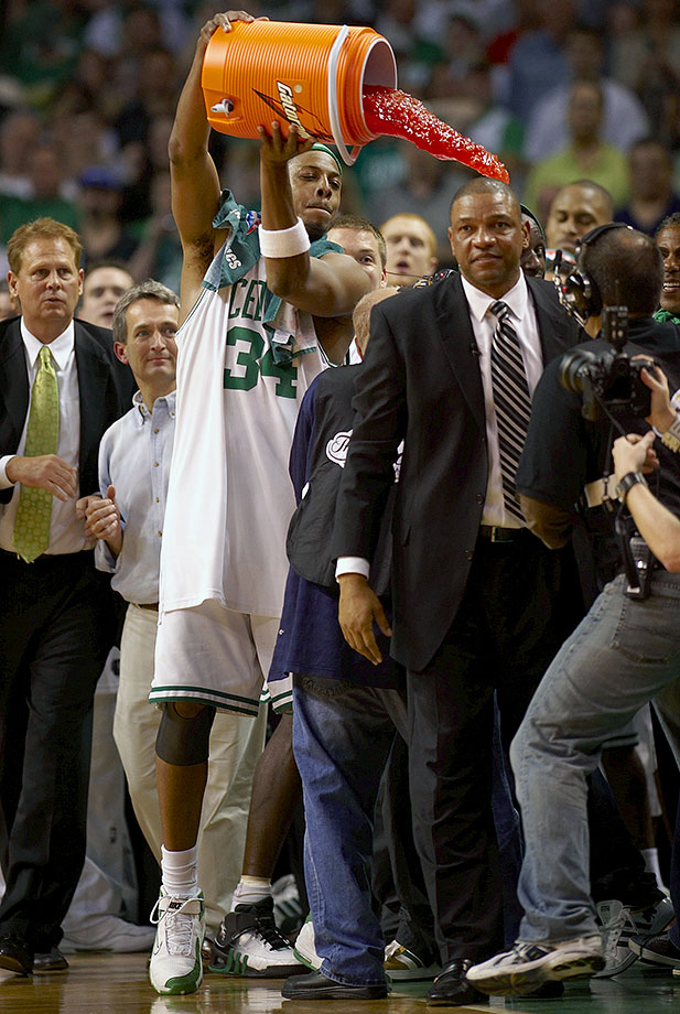 June 17, 2008 — NBA Finals, Game 6 (Celtics over Lakers)
