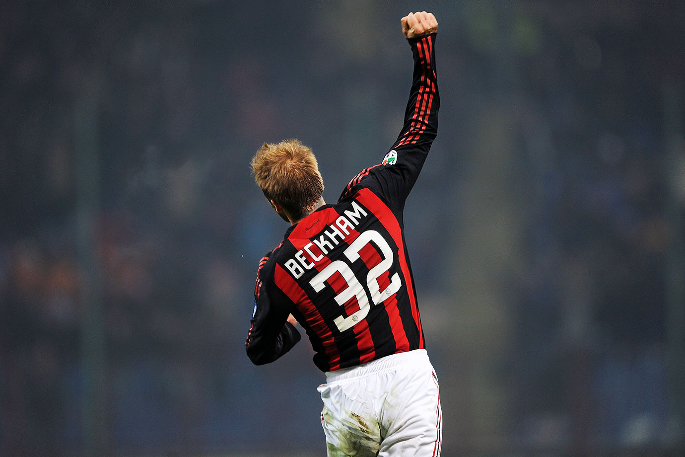In October 2008, AC Milan announced that Beckham would join its team on loan until January. Amidst speculation, Beckham said he intended to return to the Galaxy in time for the start of the season. But, after scoring two goals and two assists in his first five games for Milan, Becks announced that he wanted to leave the Galaxy for good. Beckham finished out the Serie A season in May and will rejoin the Galaxy this month, midway through the MLS season.