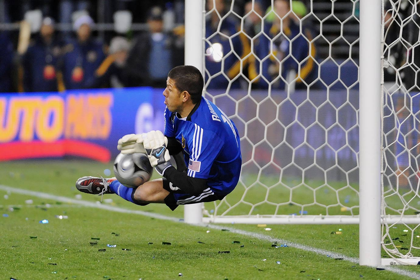 <p>2009 — Real Salt Lake (beat LA Galaxy in penalty kicks after 1-1 draw)</p>