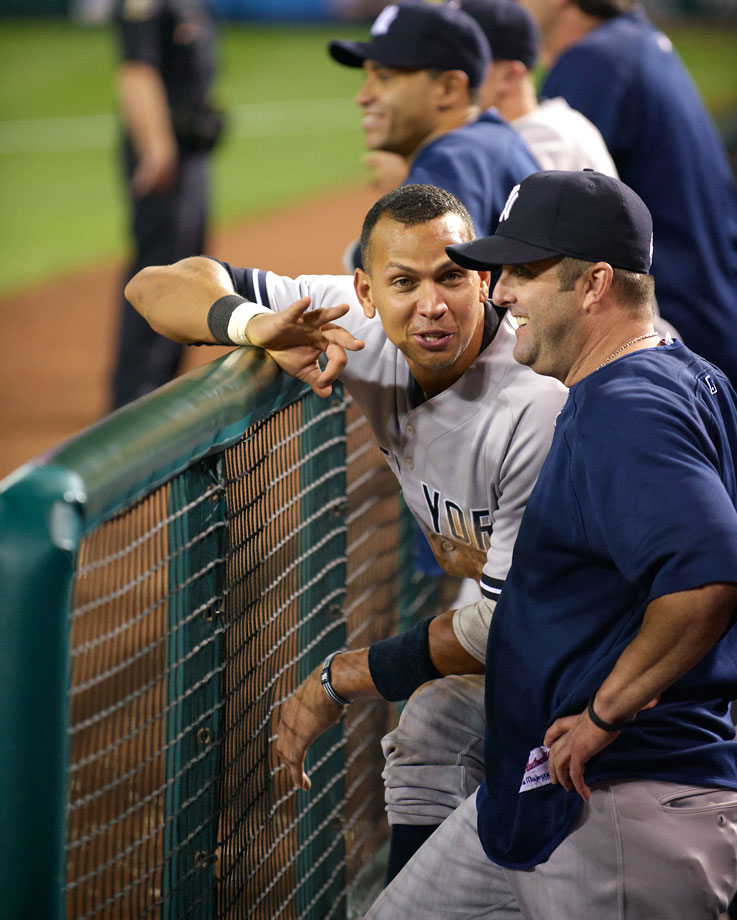 2009 American League Championship Series, Game 4
