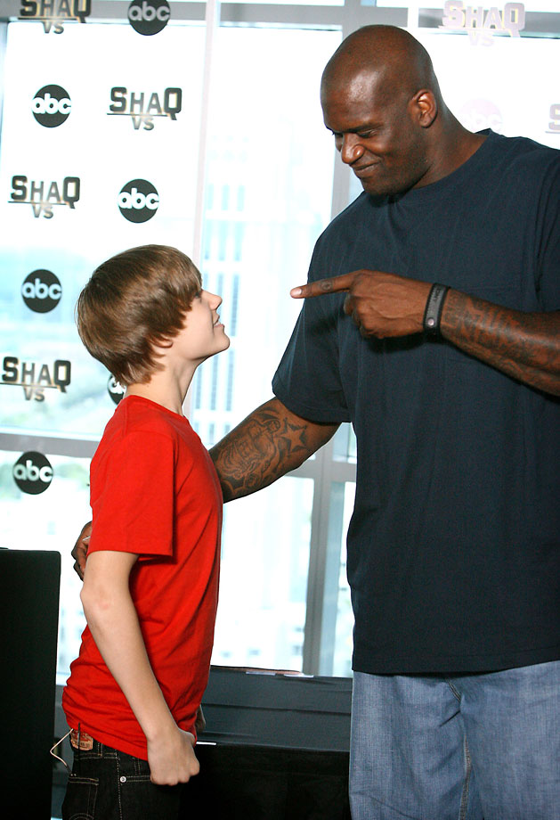"Aug. 3, 2010: ""Shaq Vs."" promo in Orlando"