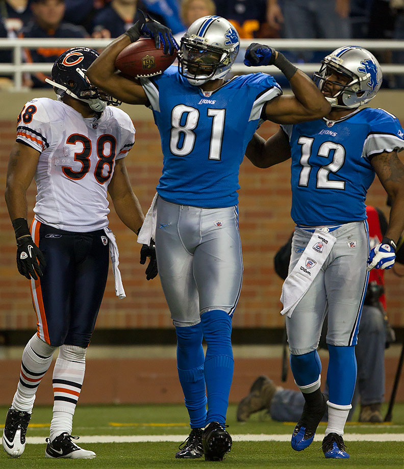 Dec. 5, 2010 — Detroit Lions vs. Chicago Bears