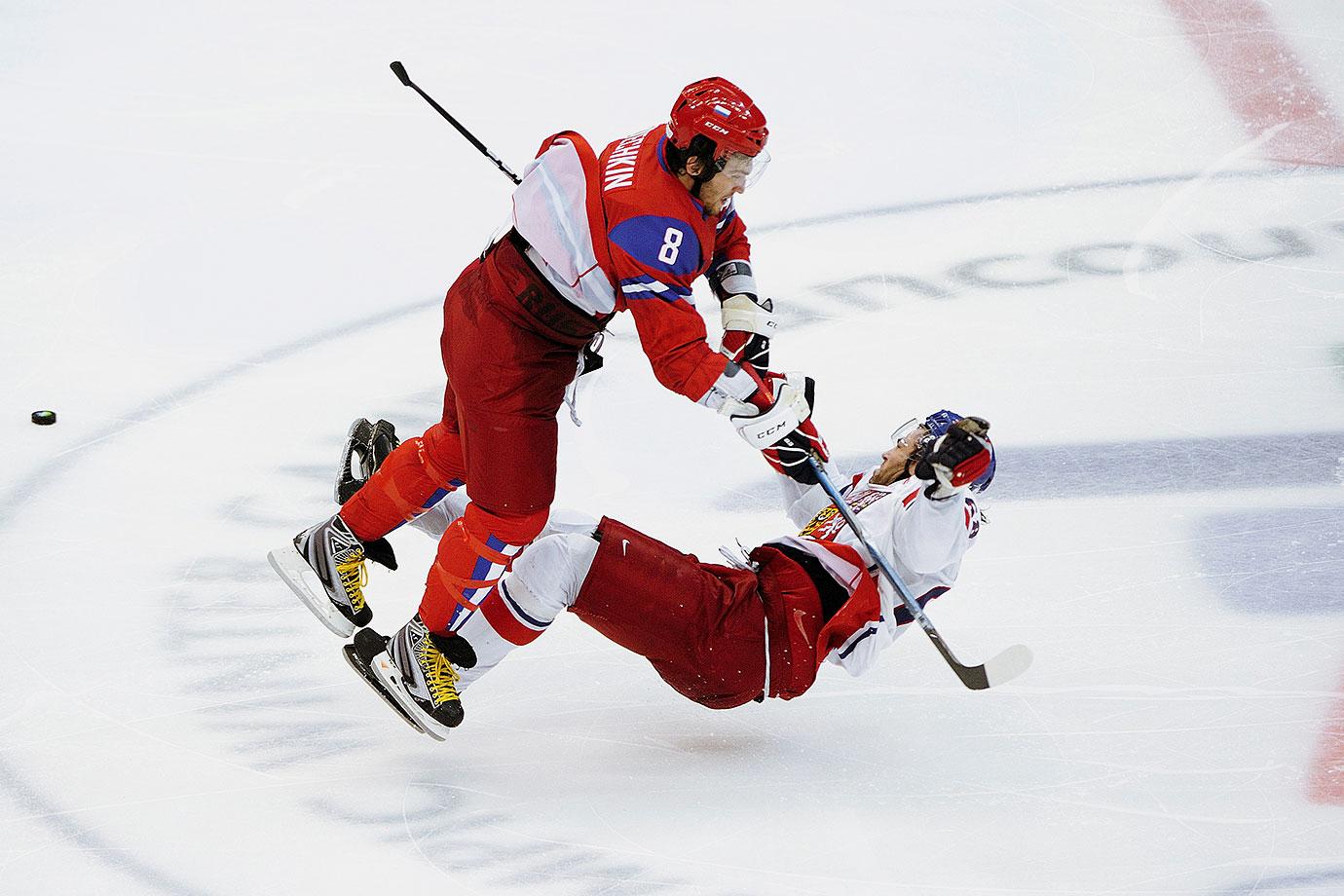 February 21, 2010 — Winter Olympics