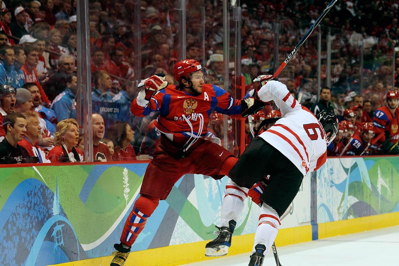 February 24, 2010 — Winter Olympics