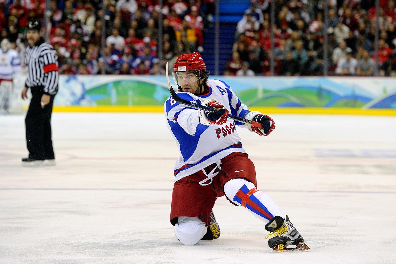 February 18, 2010 — Winter Olympics
