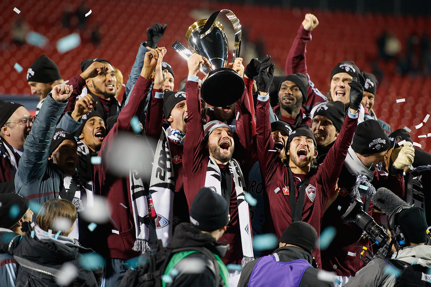 <p>2010 — Colorado Rapids (beat FC Dallas 2-1 in extra time)</p>