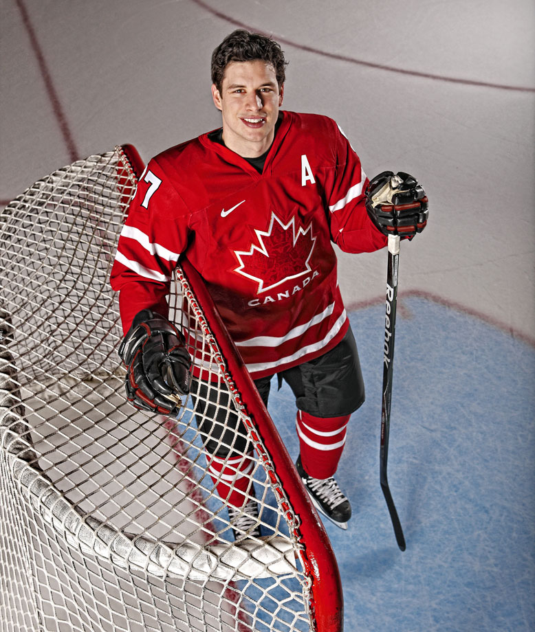 Troy Crosby Goalie