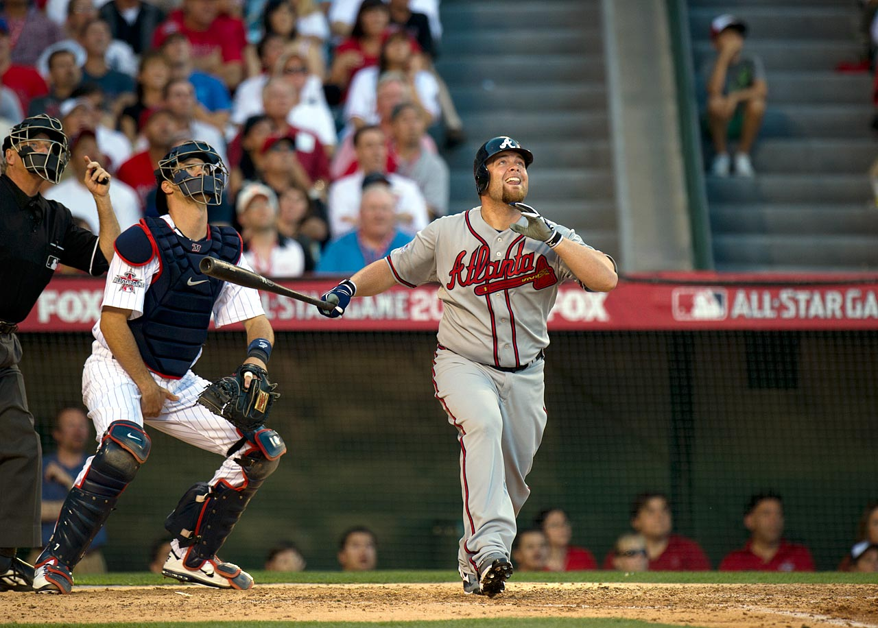 The NL snapped a string of 13 consecutive years without an All-Star Game victory thanks mostly to Braves catcher Brian McCann, whose three-run double in the seventh gave the Senior Circuit the lead for good in a 3-1 win. The game was played the same day longtime Yankees owner George Steinbrenner died at age 80.