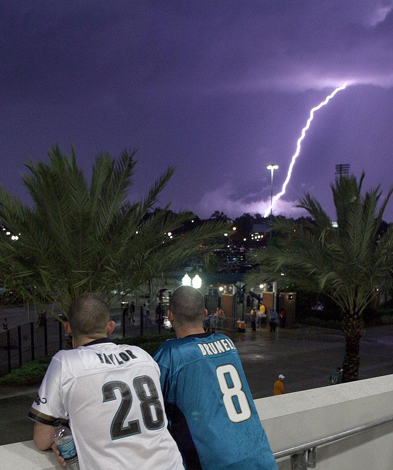 Jacksonville Jaguars vs. Miami Dolphins