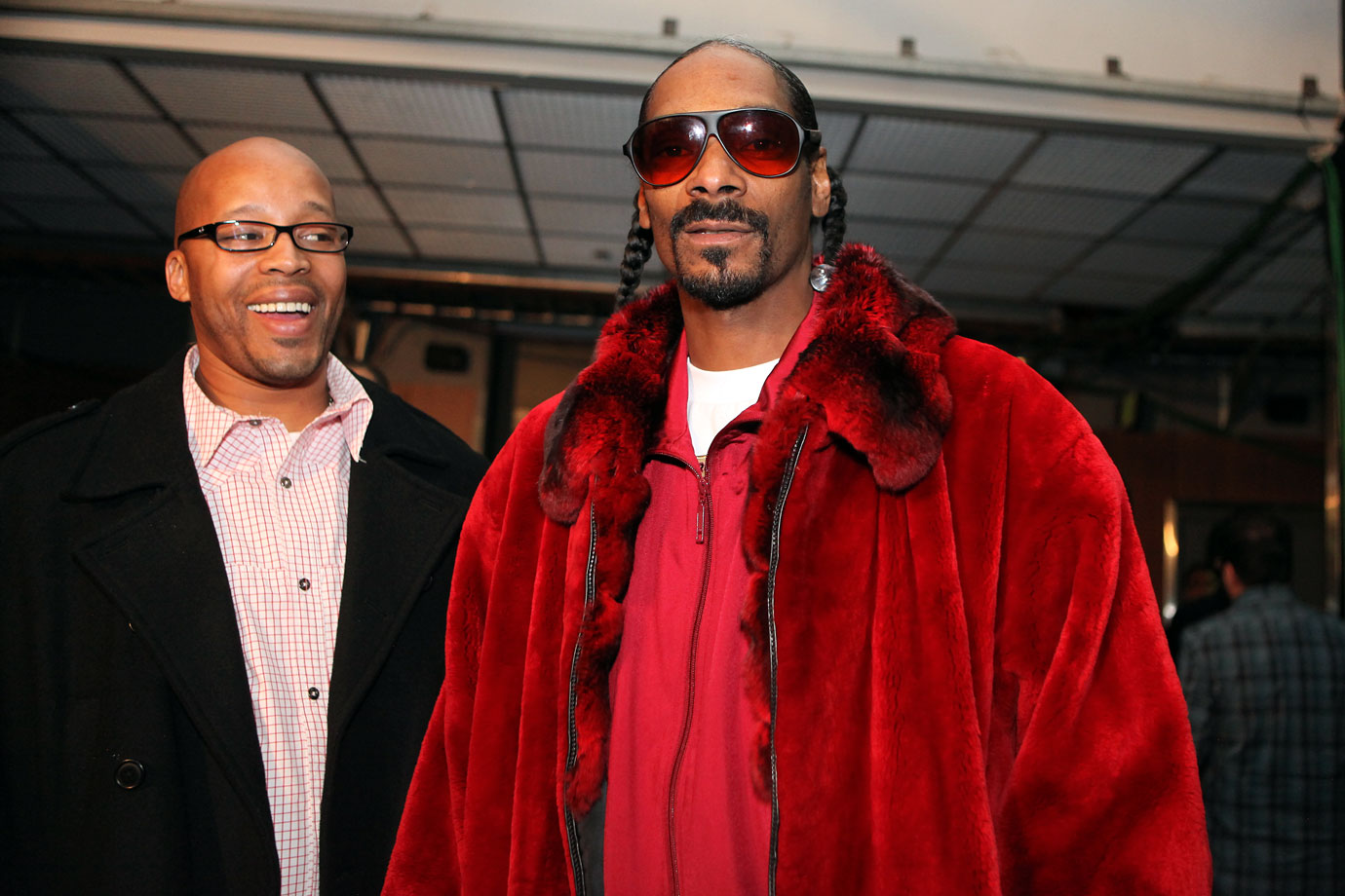 Snoop Dogg attends the NBA All-Star Game on Feb. 20, 2011 at Staples Center in Los Angeles.