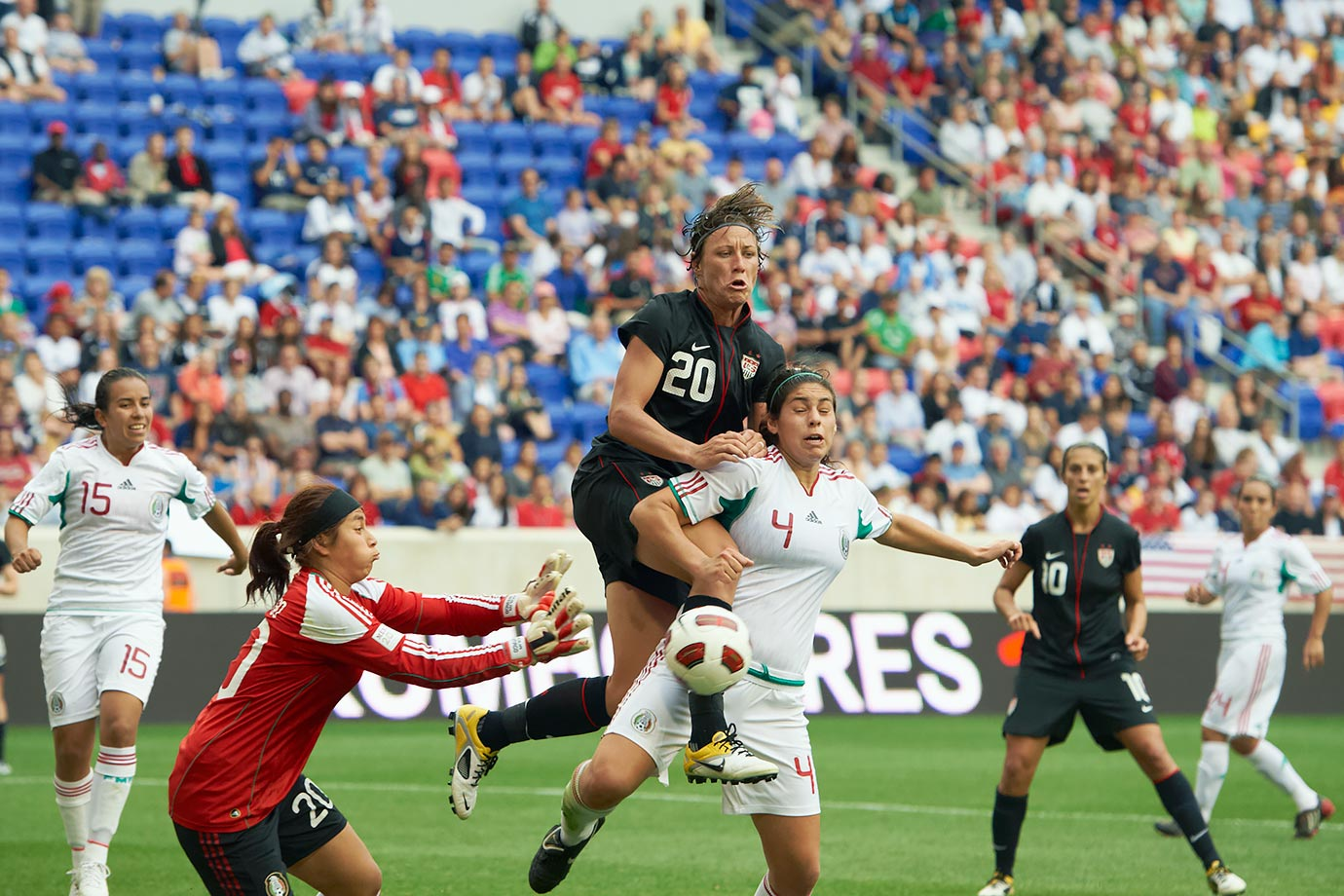 June 5, 2011 — USA vs. Mexico